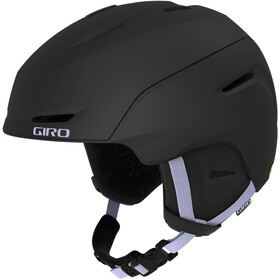 Giro Avera MIPS Casco Donna, matte black/fluff purple